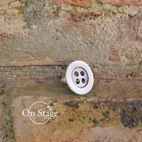 On Stage - anello bottone - Sultan