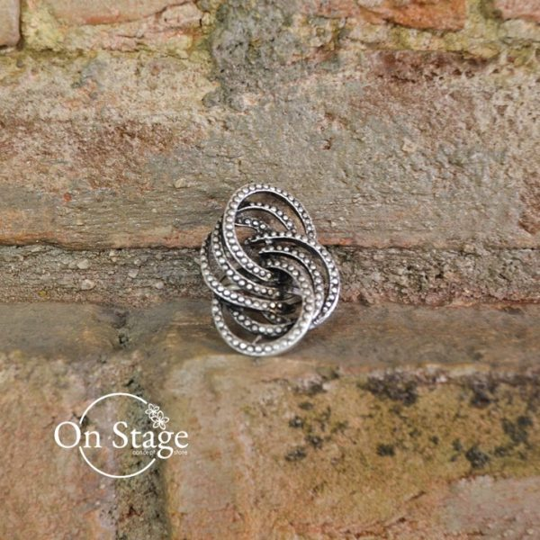 On Stage - anello cerchi - Sultan